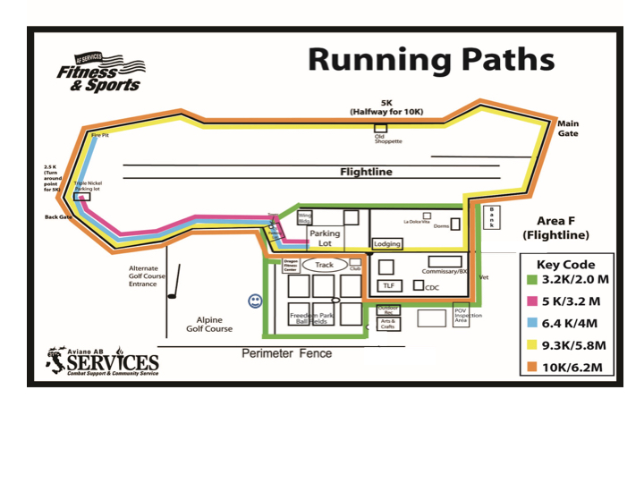 Base Running Path
